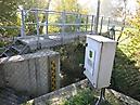 Hydrologische Messstation Nemt